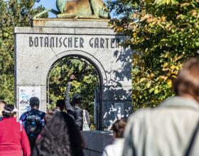 Wandern fuer alle. isabern.ch. Wanderung am 16. Oktober 2019 in Bern. Copyright ©Alexander Egger www.alexanderegger.ch