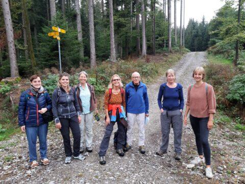 Rüttihubelbad – Mänziwilegg <br> 23. September 2020 (Kerngruppe)