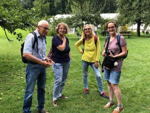Wanderung 08. Juli 2020 (Kerngruppe)